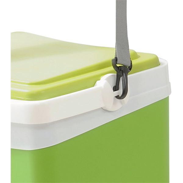 glaci re passive eda tropic verte 25 litres feu vert. Black Bedroom Furniture Sets. Home Design Ideas