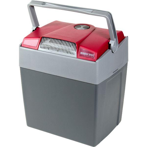 glaci re lectrique 12v mobicool g32 30 litres feu vert. Black Bedroom Furniture Sets. Home Design Ideas