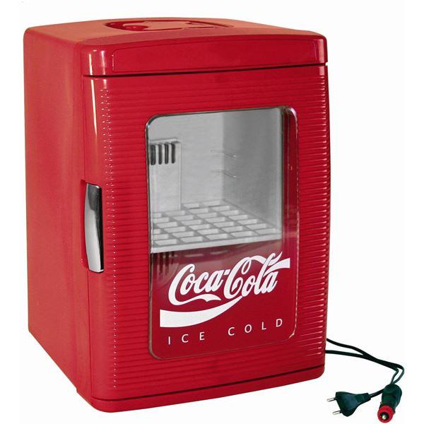glaci re coca cola 12 230v 23 litres feu vert. Black Bedroom Furniture Sets. Home Design Ideas
