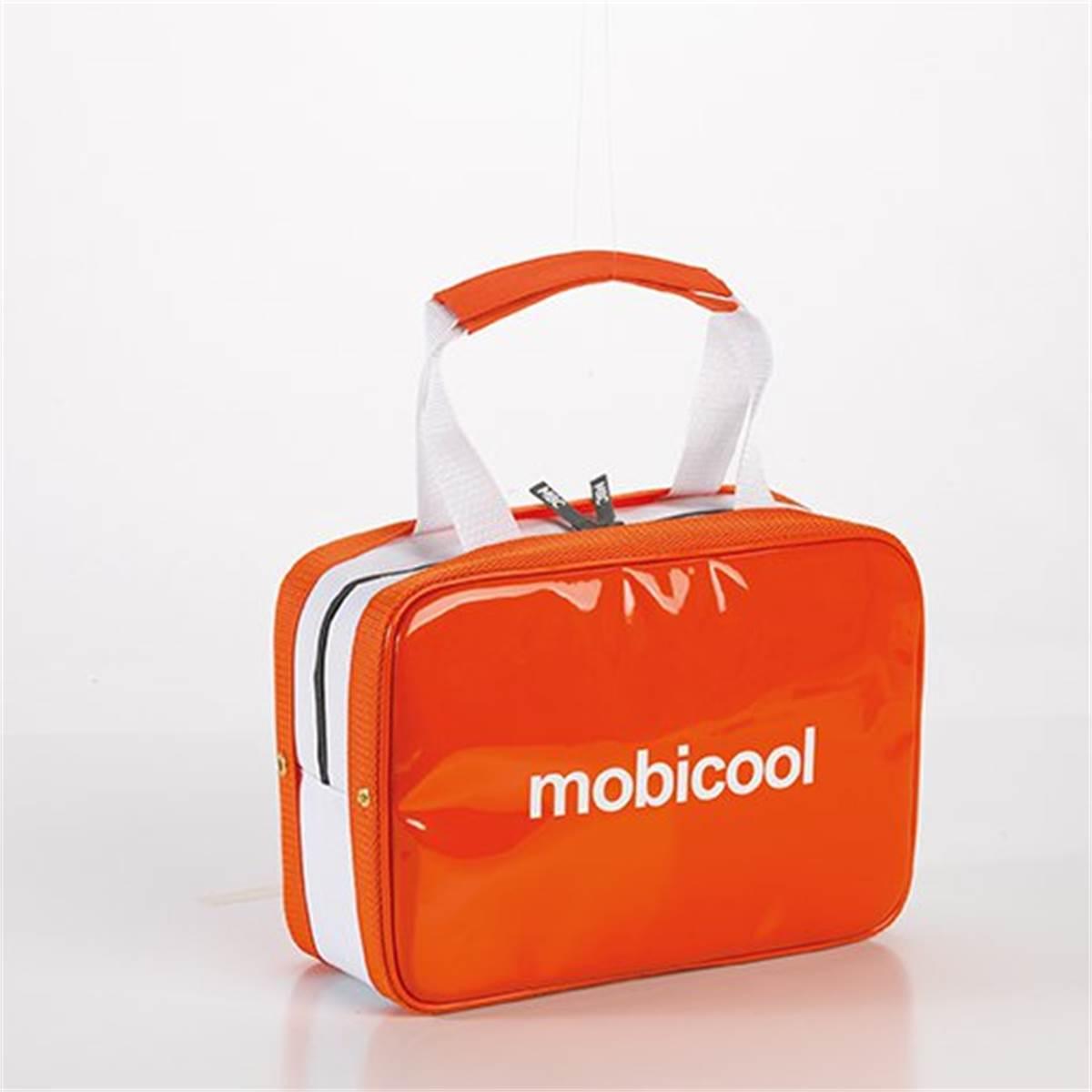 Sac isotherm 13 litres Icecube Coolbag orange Mobicool 6e04cd6497cf