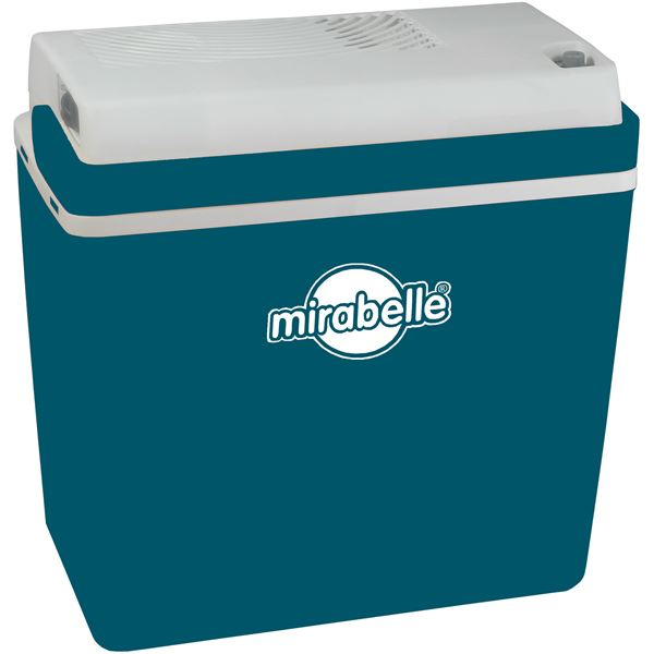 glaci re lectrique 12 230v e24 mirabelle p trole 20 litres feu vert. Black Bedroom Furniture Sets. Home Design Ideas