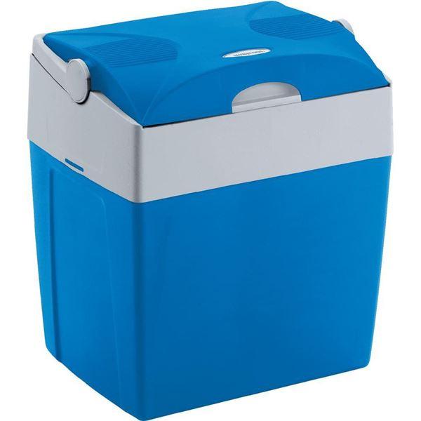 glaci re lectrique 12 volts 29 litres u30 mobicool feu vert. Black Bedroom Furniture Sets. Home Design Ideas
