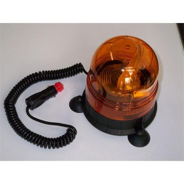 gyrophare magn tique norep 12v feu vert. Black Bedroom Furniture Sets. Home Design Ideas