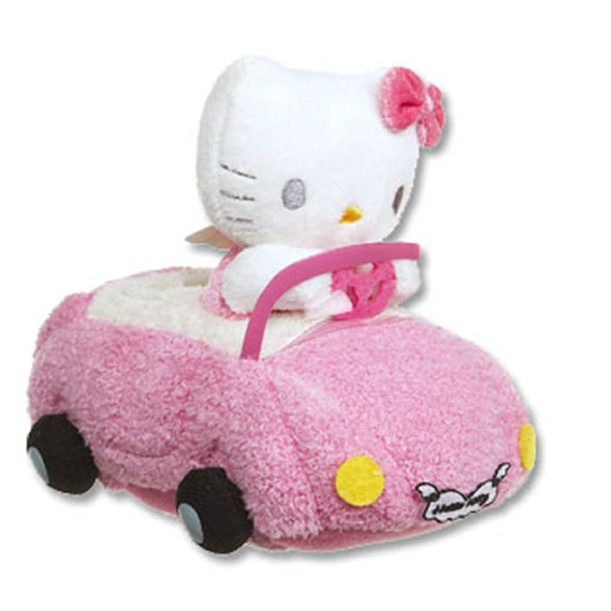 porte t l phone voiture rose hello kitty. Black Bedroom Furniture Sets. Home Design Ideas