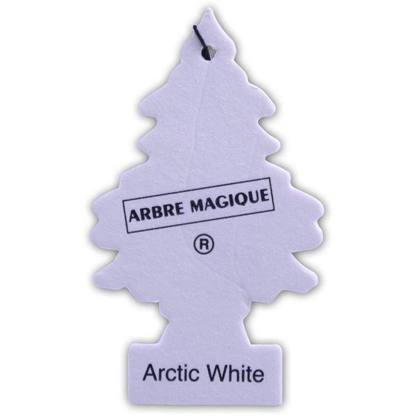 d sodorisant arbre magique senteur artic white feu vert. Black Bedroom Furniture Sets. Home Design Ideas