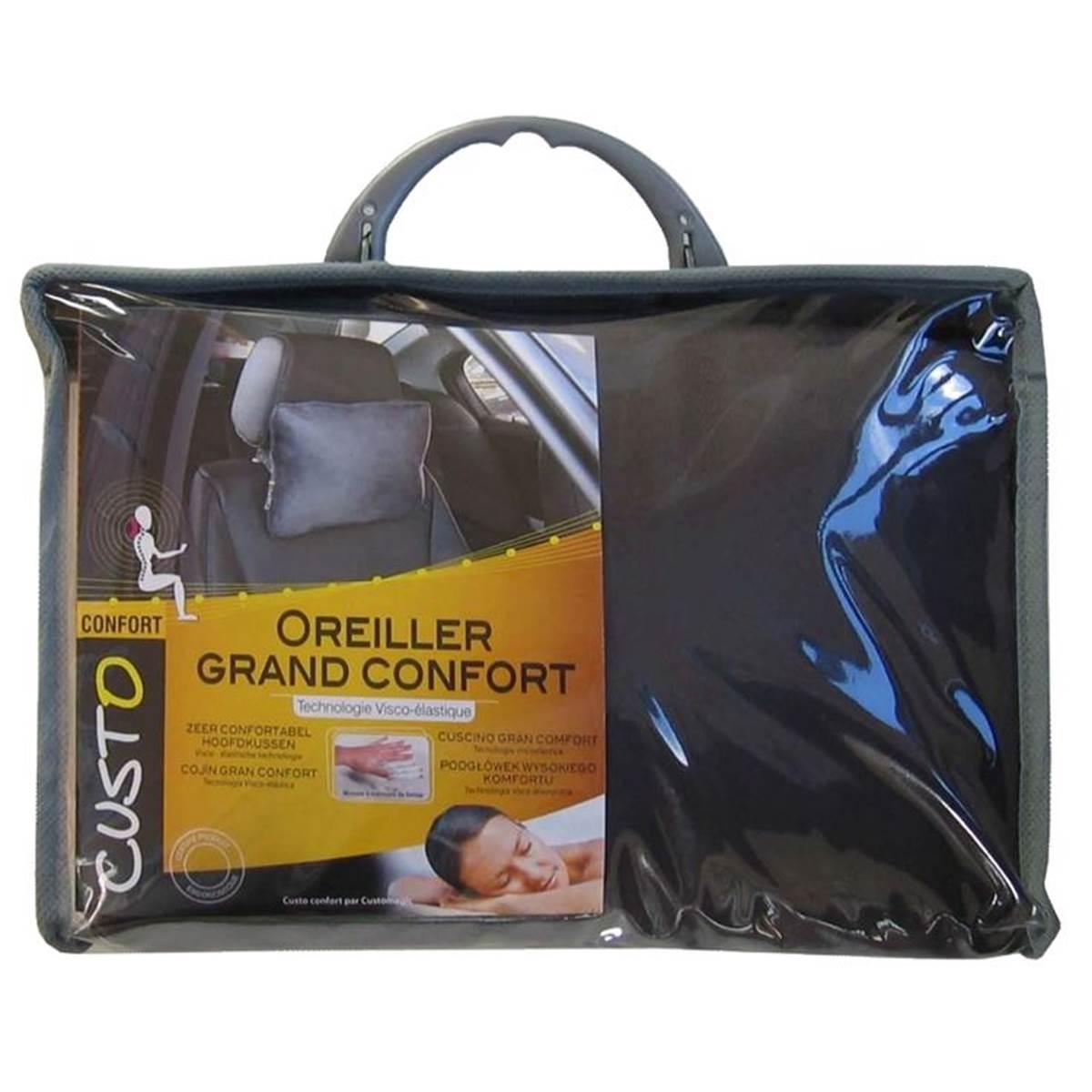 Equipement confort achat vente de equipement pas cher - Oreiller grand confort ...