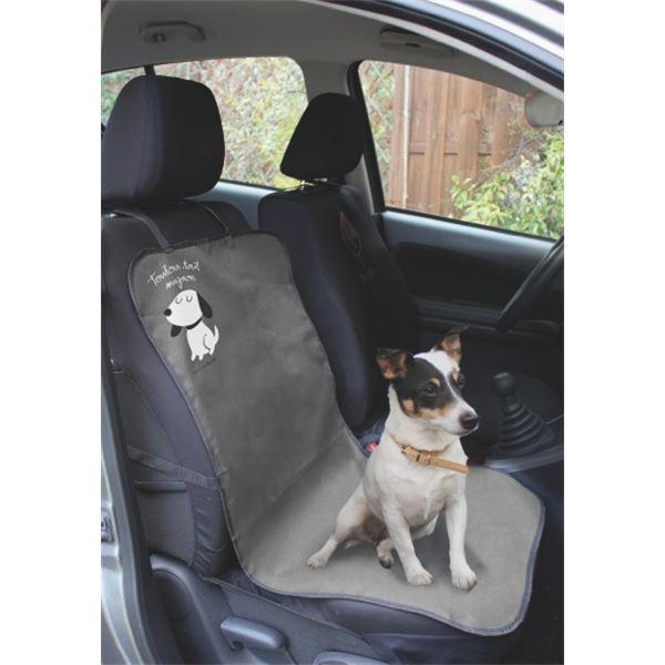 protection chien si ge avant zigoniric feu vert. Black Bedroom Furniture Sets. Home Design Ideas