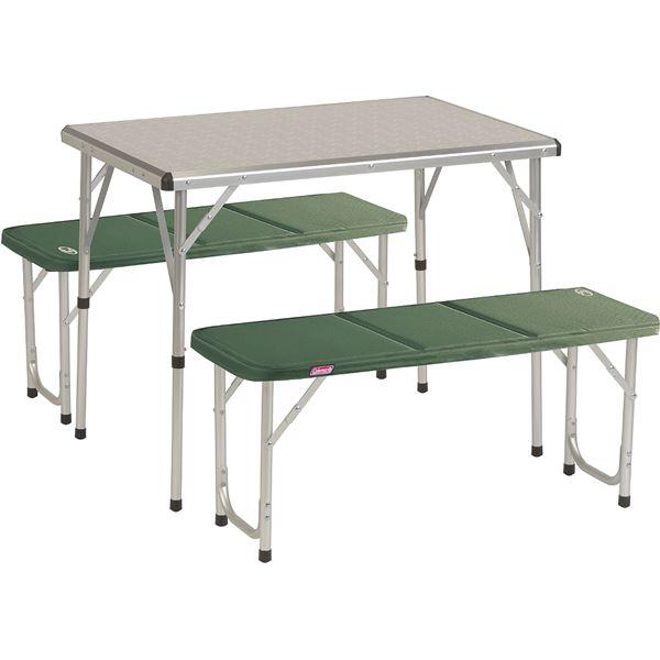 table camping 4 personnes coleman feu vert. Black Bedroom Furniture Sets. Home Design Ideas
