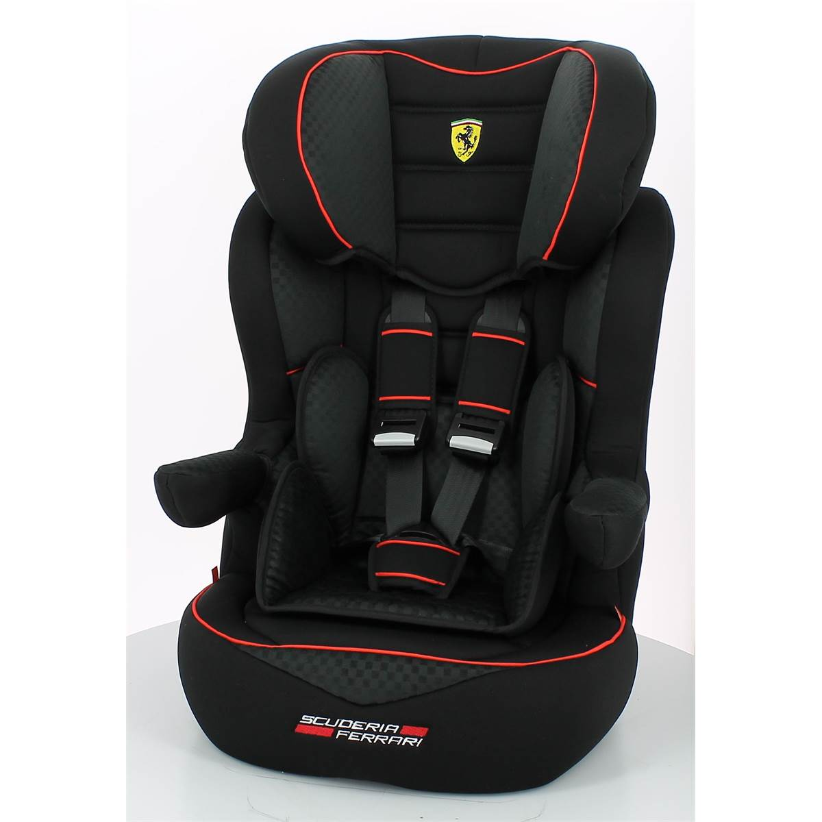 rehausseur i max isofix ferrari groupe 1 2 3. Black Bedroom Furniture Sets. Home Design Ideas