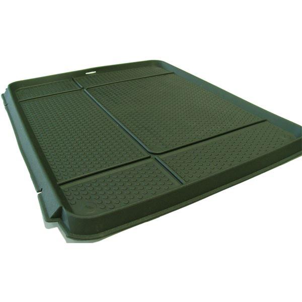 feu vert coffre de toit coffre de toit feu vert premium evospace 400dx gris argent feu vert. Black Bedroom Furniture Sets. Home Design Ideas