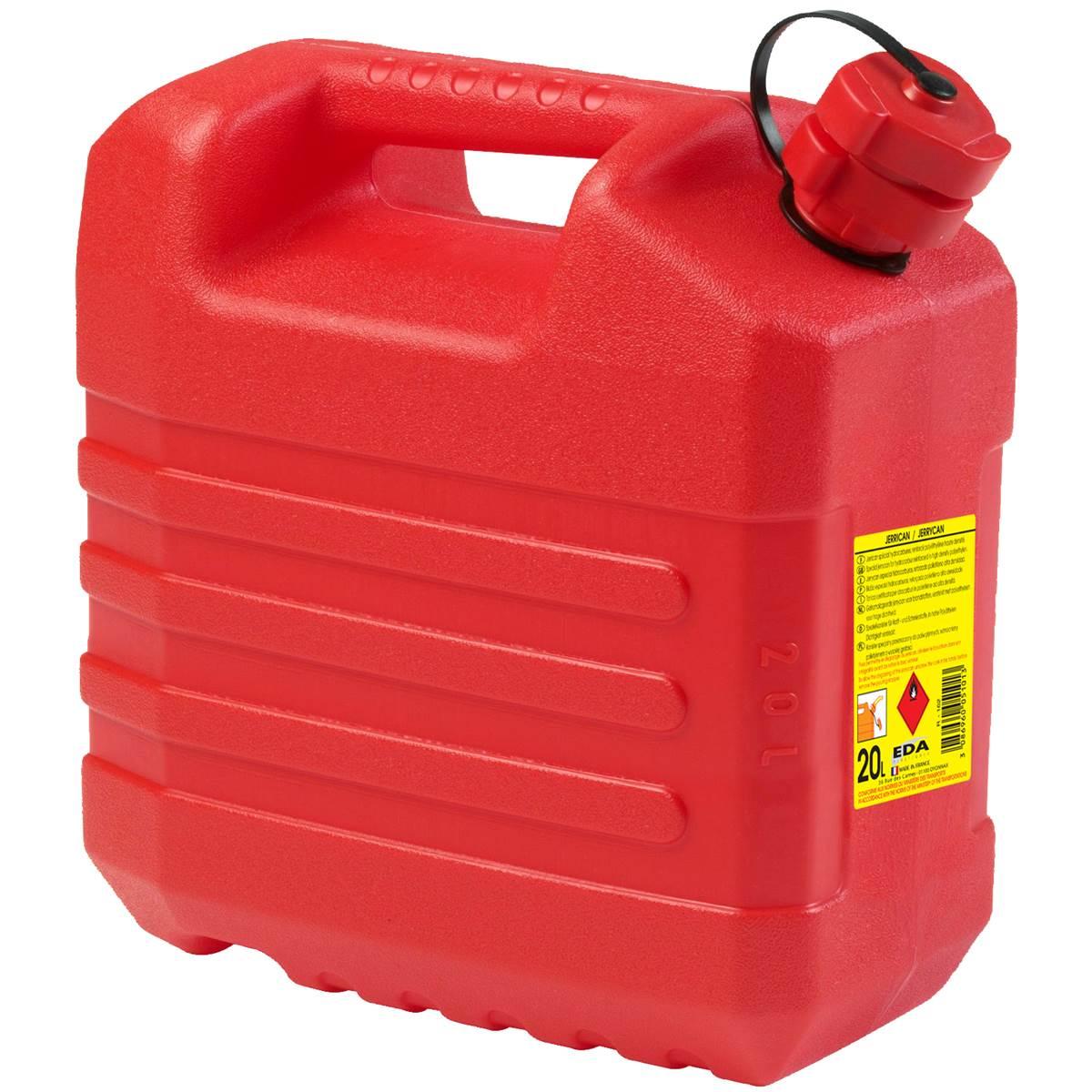 Jerrican 20 L Hydrocarbures
