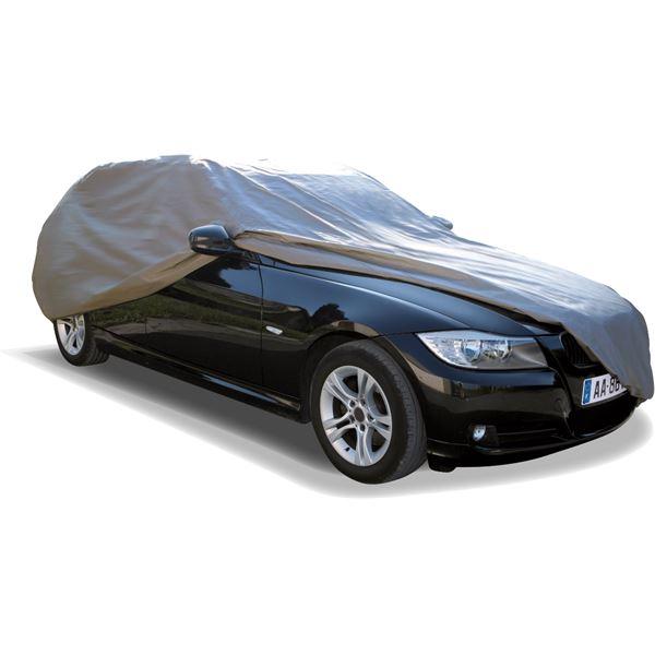 Housse de voiture haute protection taille s 408 x 165 x for Housse protection voiture