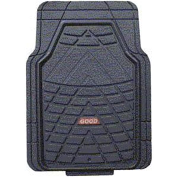2 tapis caoutchouc adaptable winter good - Tapis Caoutchouc