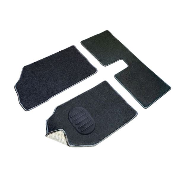 3 tapis avec pont sur mesure feu vert pour ford fiesta. Black Bedroom Furniture Sets. Home Design Ideas