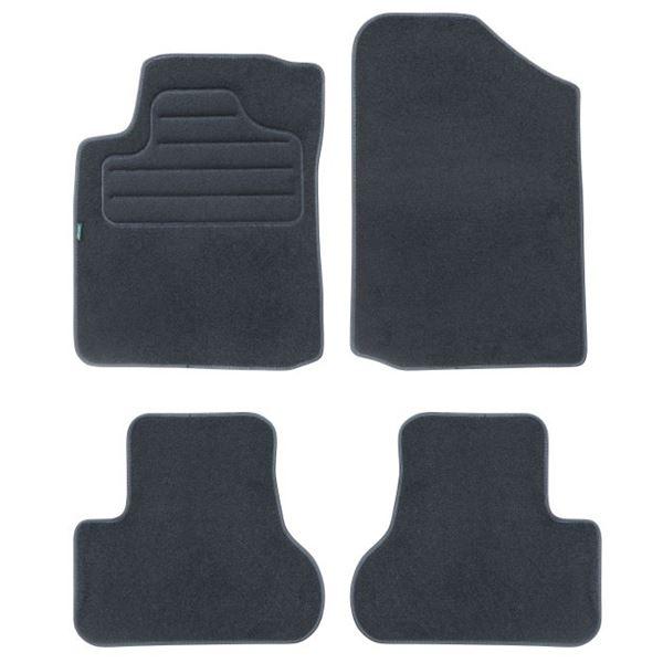 4 tapis sur mesure pour citro n c3 version 1 feu vert feu vert. Black Bedroom Furniture Sets. Home Design Ideas