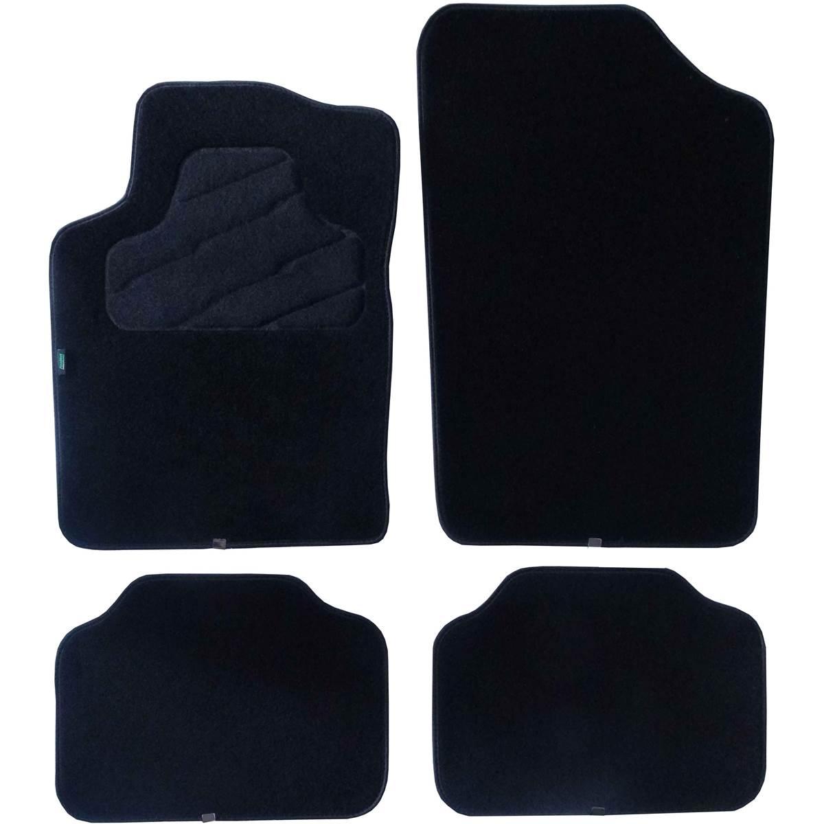 4 tapis de voiture adapt s constructeur pour v hicules peugeot feu vert. Black Bedroom Furniture Sets. Home Design Ideas