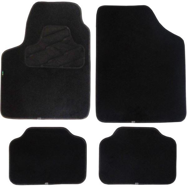 4 tapis de voiture adapt s constructeur pour v hicules opel feu vert feu vert. Black Bedroom Furniture Sets. Home Design Ideas