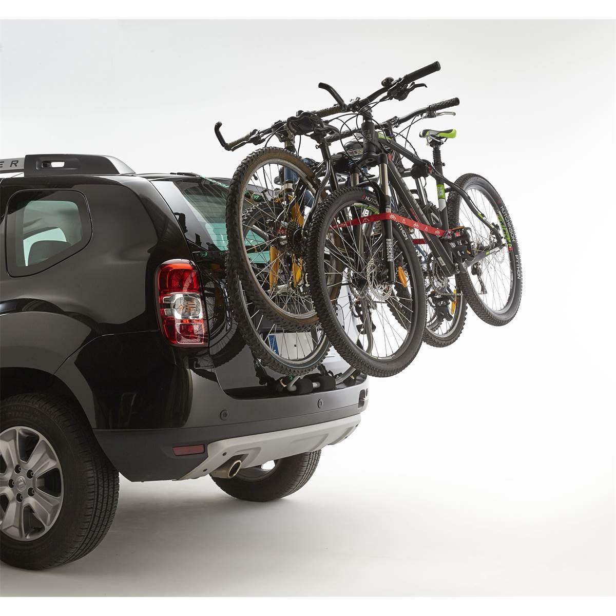 ba5d566e10963a Porte-Vélos sur hayon à sangles Feu Vert RS3V pour 3 vélos - Feu Vert