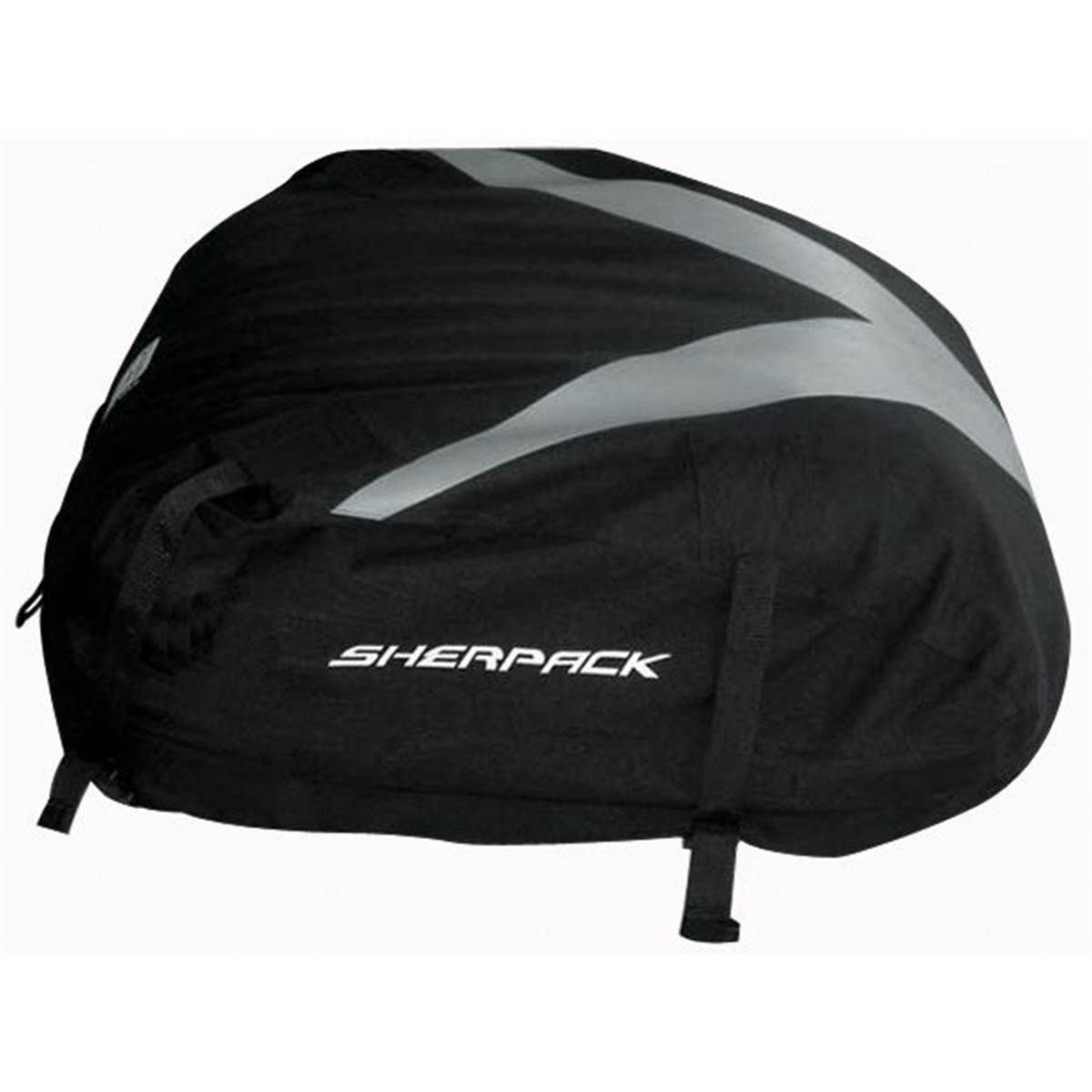 Coffre de toit pliable Sherpack Fix'in Greenway 270 L