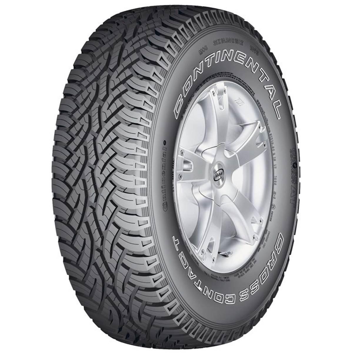 achat pneu continental conti crosscontact at 205 70 r15 96t pas cher. Black Bedroom Furniture Sets. Home Design Ideas