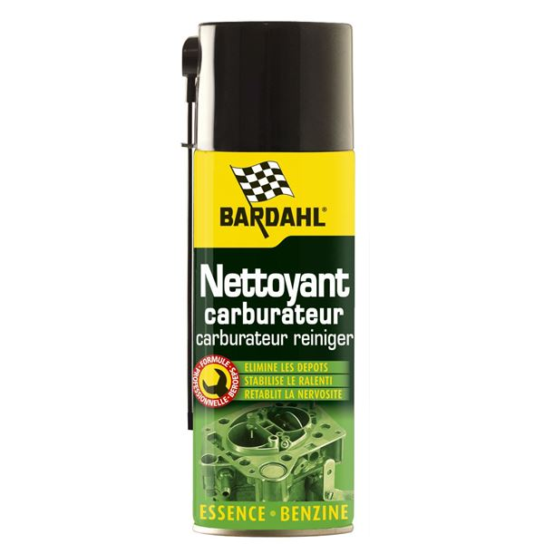 nettoyant carburateur bardahl a rosol 400 ml feu vert. Black Bedroom Furniture Sets. Home Design Ideas