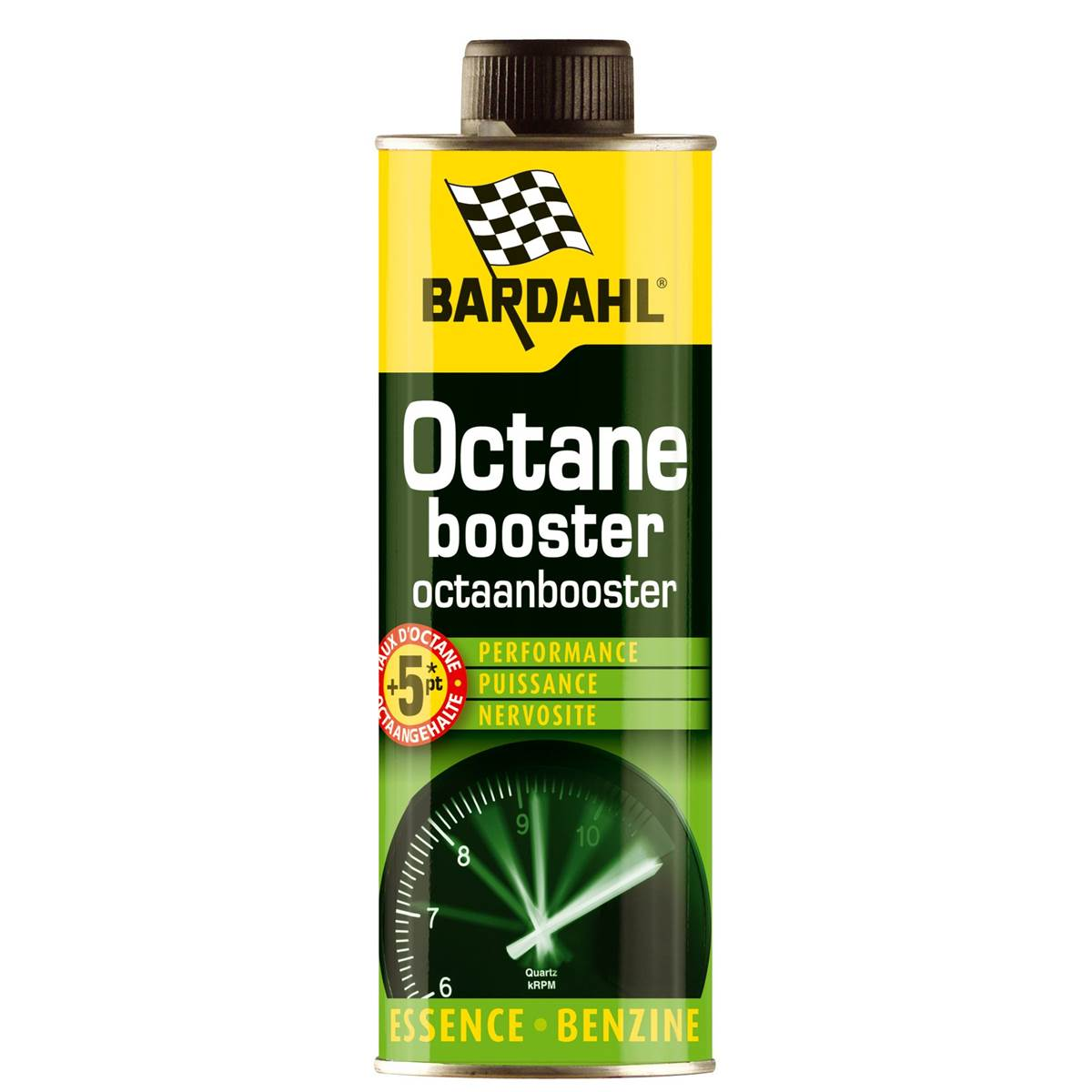 Traitement Octane booster essence