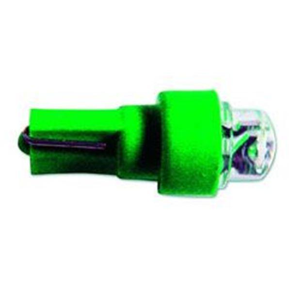 5 Ampoules Pour Tableau De Bord Led Bleues Feu Vert