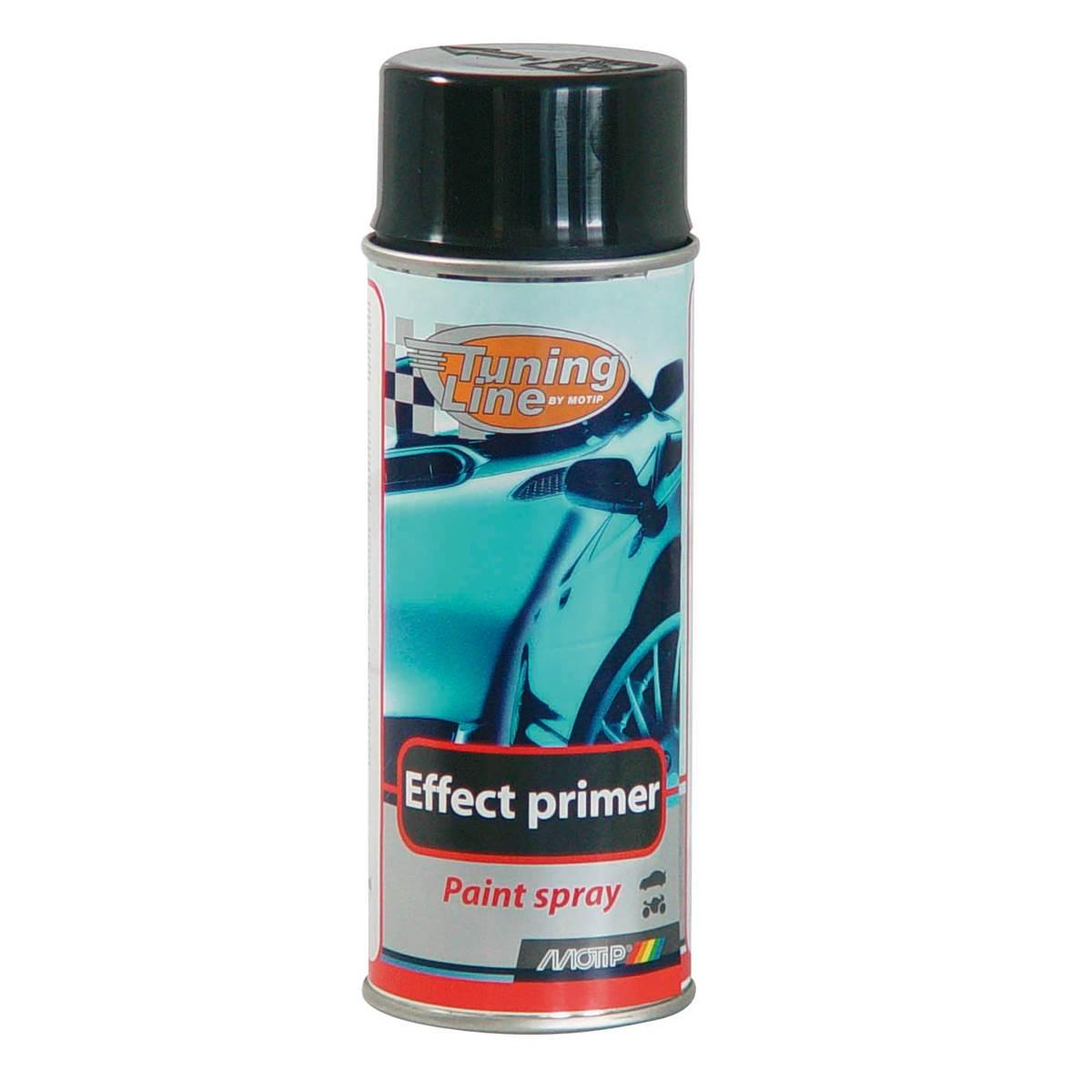 Effet primer pour peinture tuning