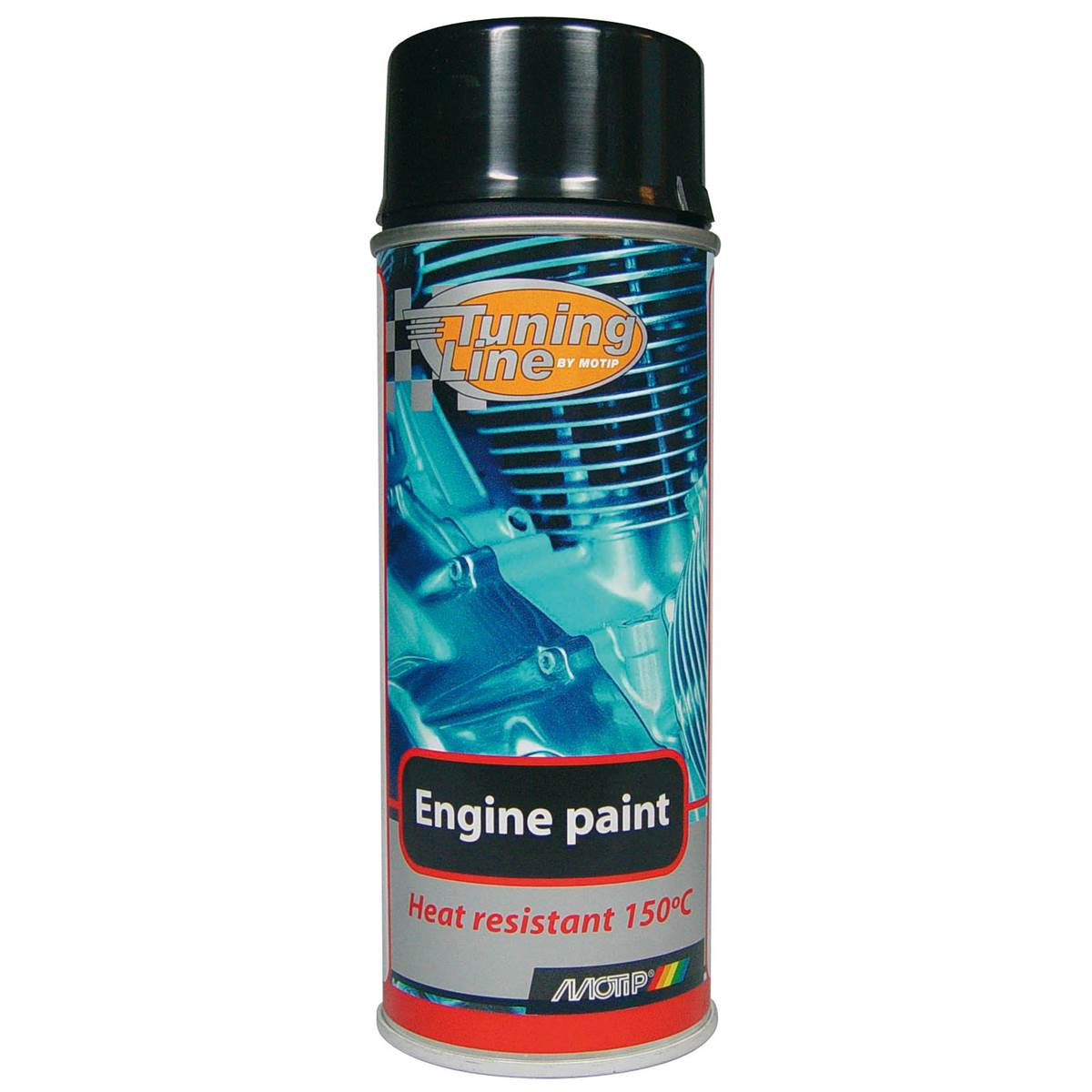 Peinture moteur tuning