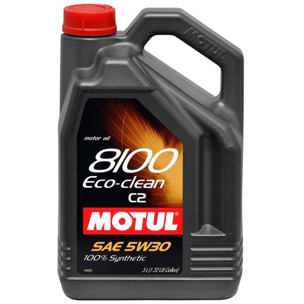 huile moteur motul 8100 eco clean essence diesel c2 5w30. Black Bedroom Furniture Sets. Home Design Ideas