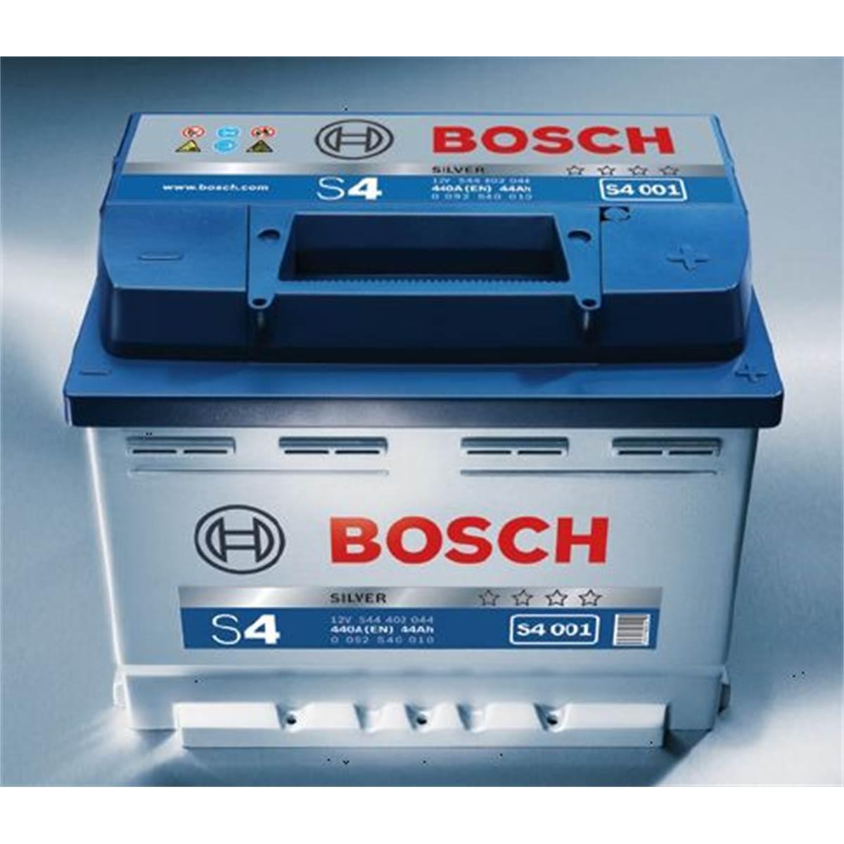 Batterie voiture Bosch S4-001