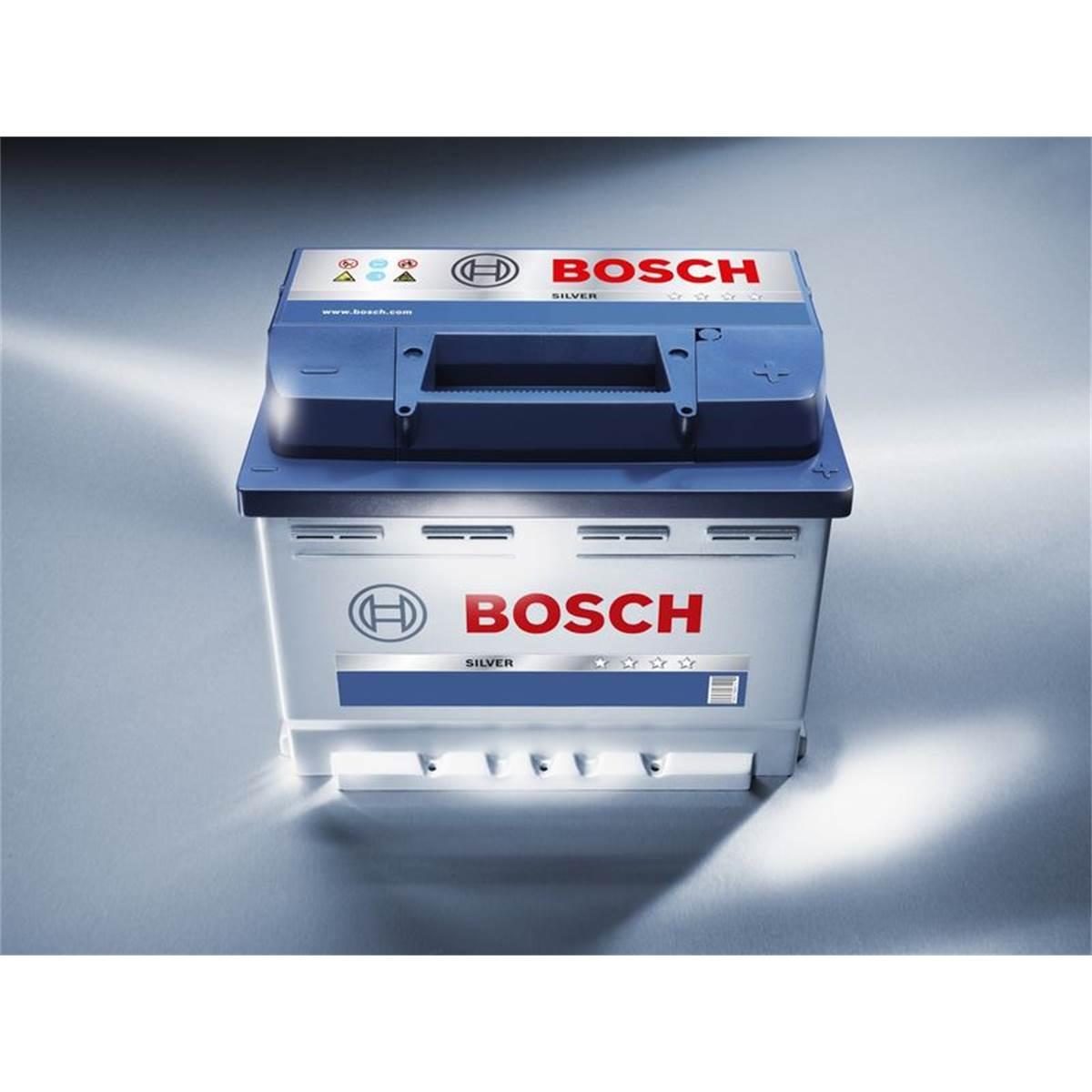 Batterie voiture Bosch S4-007