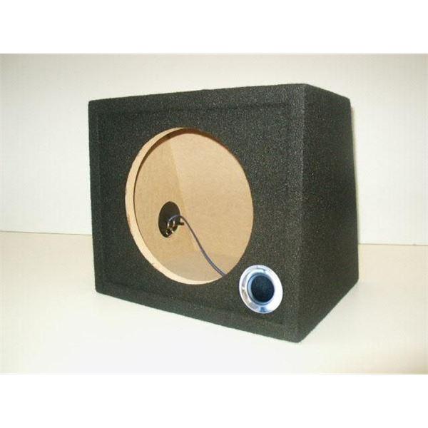 caisson vide carr dbsonic rbox04ev feu vert. Black Bedroom Furniture Sets. Home Design Ideas