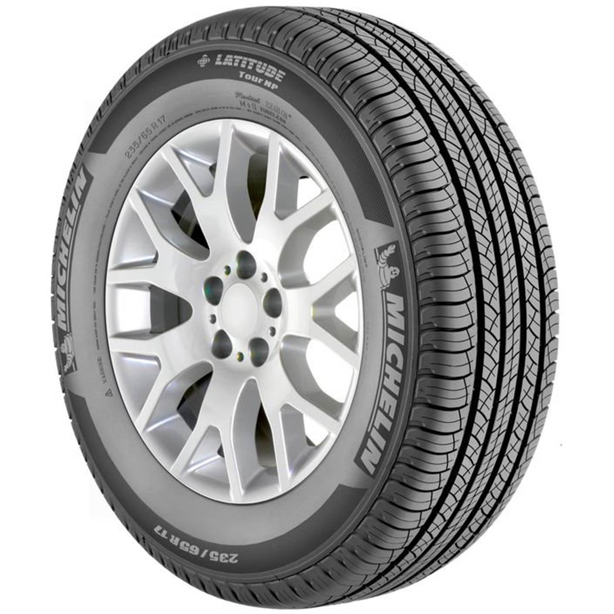 Pneu 4X4 Michelin 215/60R17 96H Latitude Tour Hp