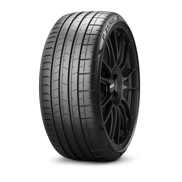 pneu pirelli 235 40r18 95y pzero xl feu vert. Black Bedroom Furniture Sets. Home Design Ideas