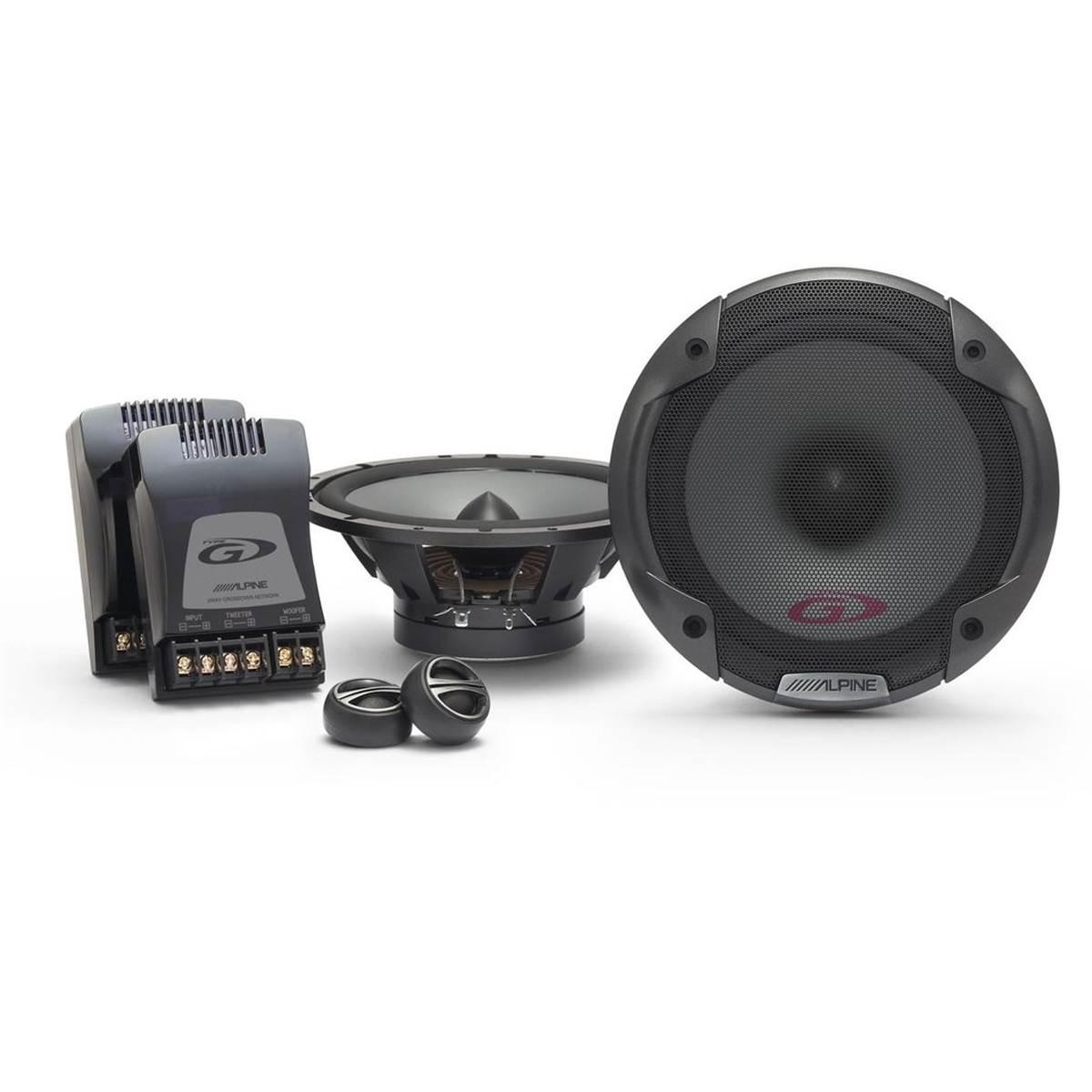 Haut-parleurs Alpine SPG-17CS