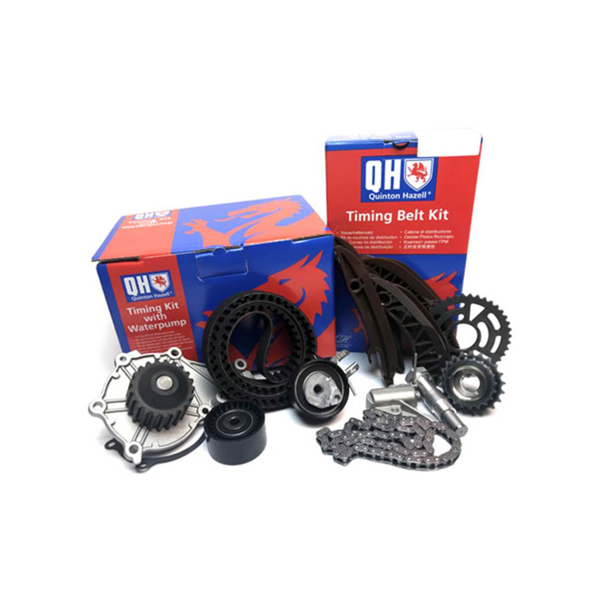 1 kit de distribution Quinton Hazell QBK385
