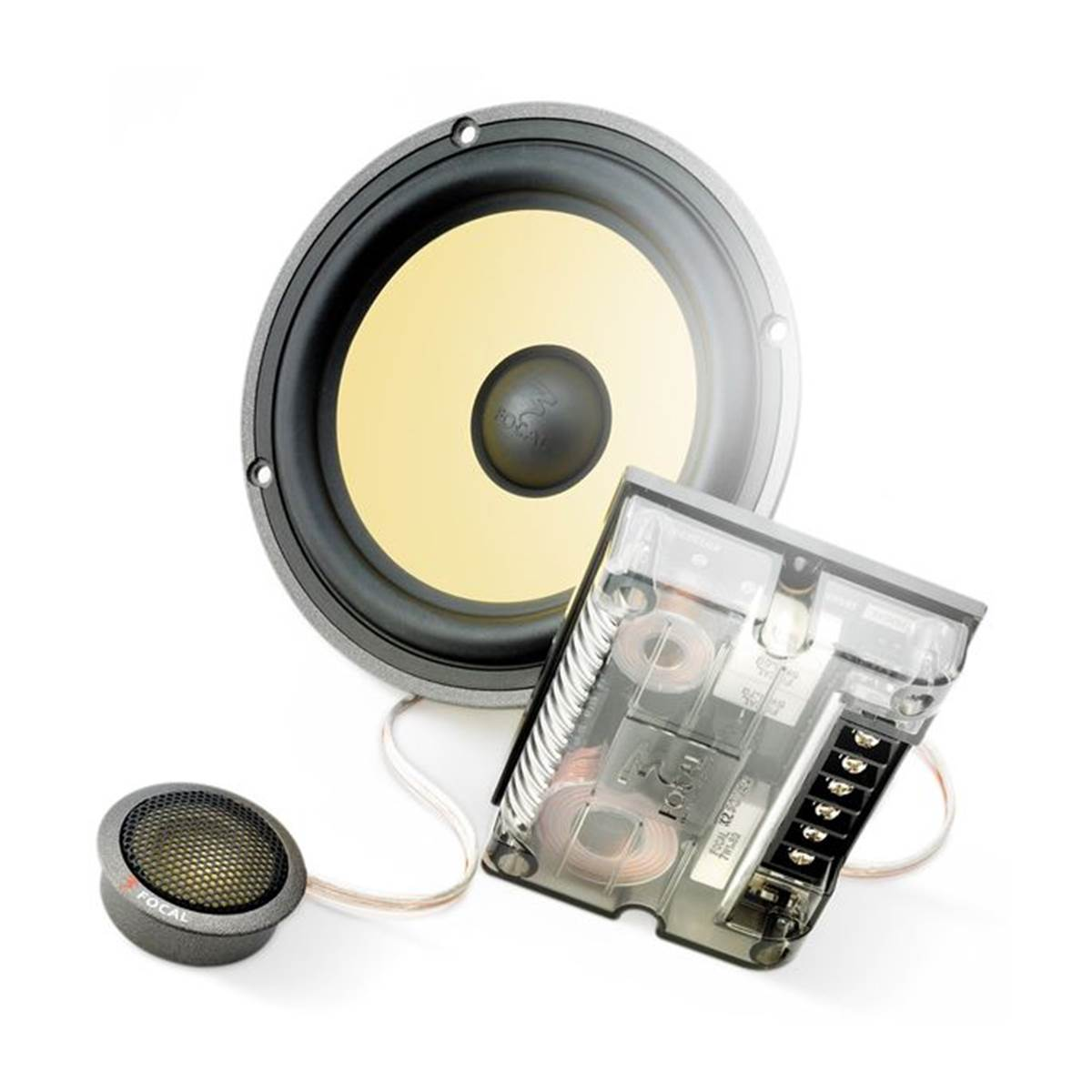 Haut-parleurs Focal 165 KR