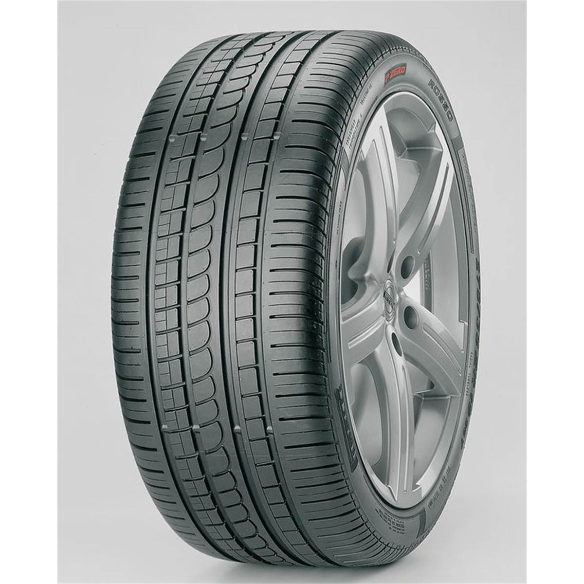Pneu PZERO ROSSO Pirelli 225/45X17 91 W