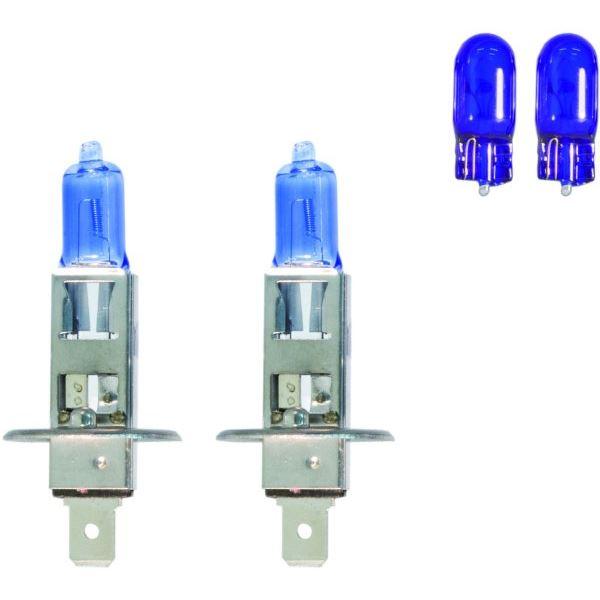 ampoules h1 spectras 2 ampoules t10 xenon pack x2 bc corona feu vert. Black Bedroom Furniture Sets. Home Design Ideas