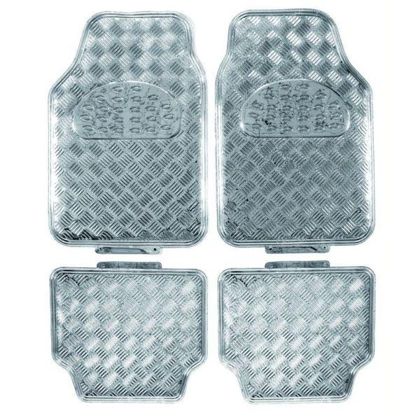tapis aluminium voiture look bc corona feu vert. Black Bedroom Furniture Sets. Home Design Ideas