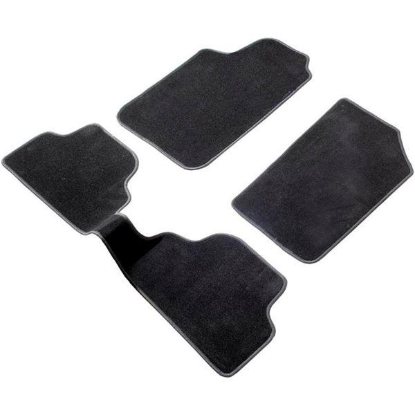 tapis moquette haut de gamme pour mini cooper d s 02 07. Black Bedroom Furniture Sets. Home Design Ideas