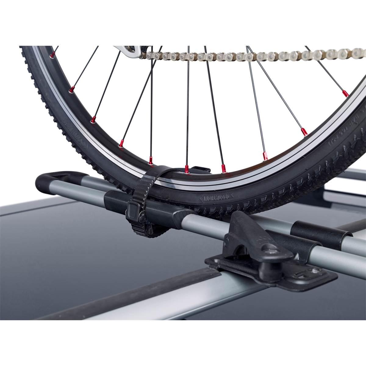 cf639cdacca8e1 Porte-vélo sur barres de toit Thule Freeride 532 pour 1 vélo - Feu Vert