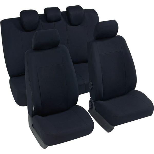 housses voiture universelles 5 places bancarel feu vert. Black Bedroom Furniture Sets. Home Design Ideas