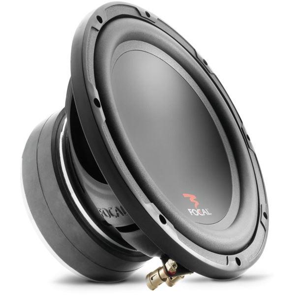 subwoofer focal performance p25 db feu vert. Black Bedroom Furniture Sets. Home Design Ideas