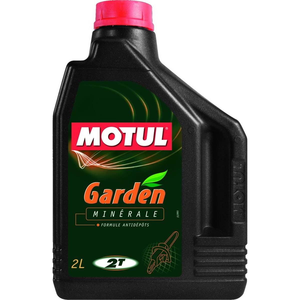 Huile Garden 2 temps Motul 2 L