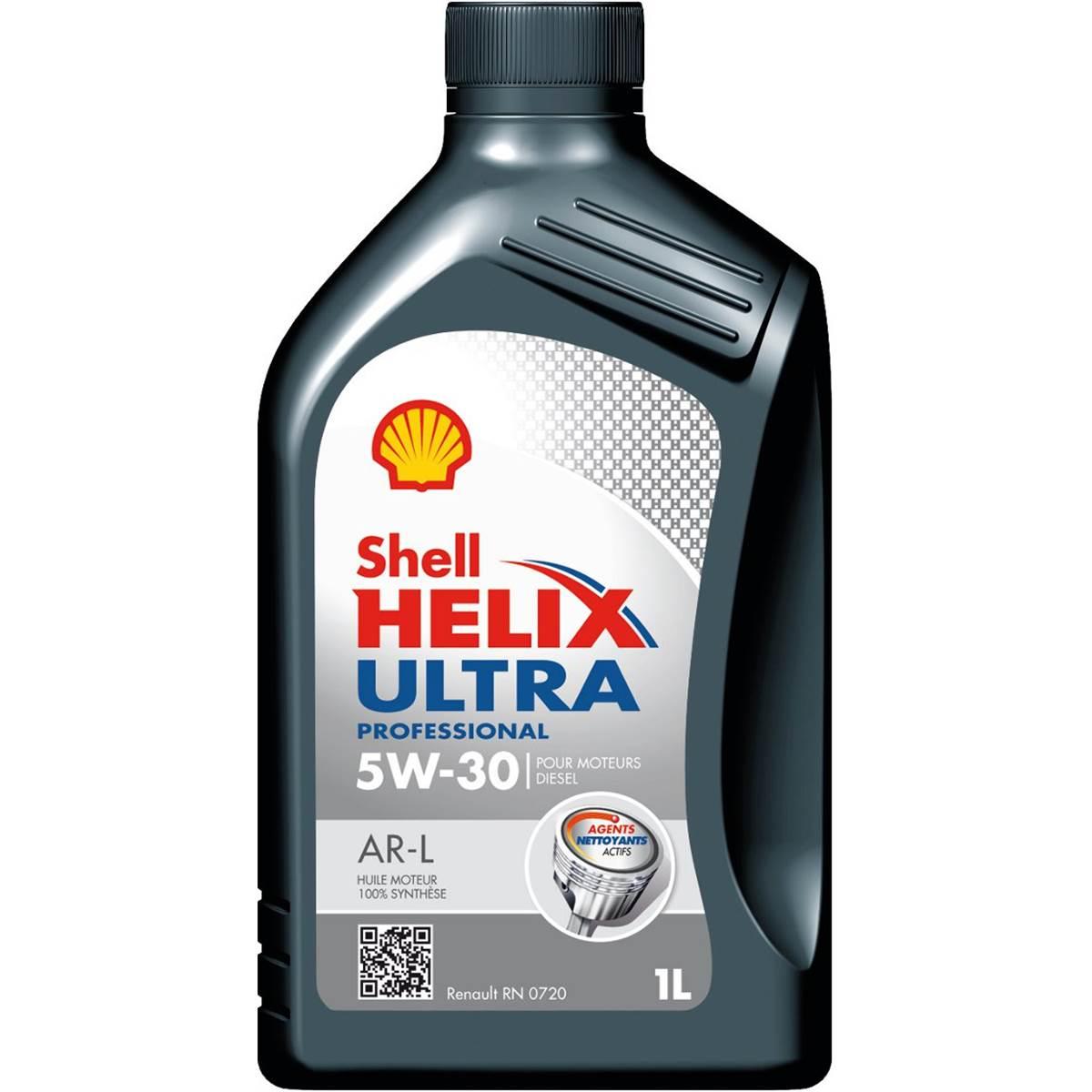 Huile moteur Shell Helix Diesel Ultra R 5W30 1L