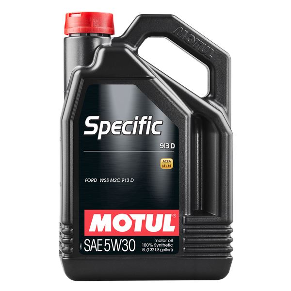 huile moteur motul specific ford 913d essence diesel 5w30. Black Bedroom Furniture Sets. Home Design Ideas