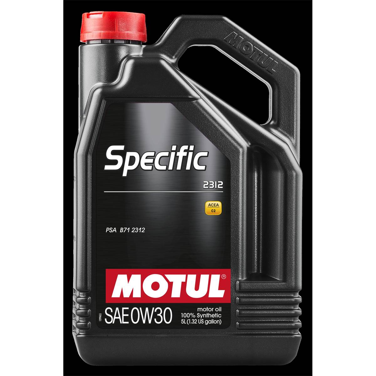huile moteur motul specific 2312 essence diesel 0w30 5l. Black Bedroom Furniture Sets. Home Design Ideas